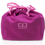 Мешочек для ланча Monbento Pochette color (малиновый)